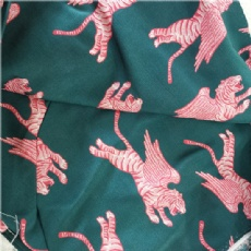 printing rayon voile fabric