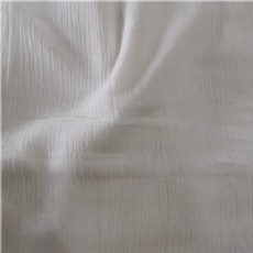Rayon crepe solid dyeing fabric