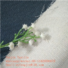 100% Cotton scraping canvas fabric for bags/shoes wholesale
