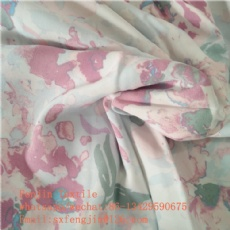 pinted rayon fabric 30x30 68x68 shirt/dress fabric