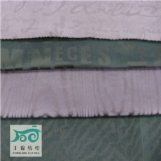 cotton spandex embossed satin 32x16+40D 190x60 4/1